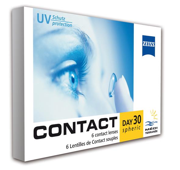Lentes de contato descartáveis para substituição mensal   ZEISS Brasil 0470a5fc8a