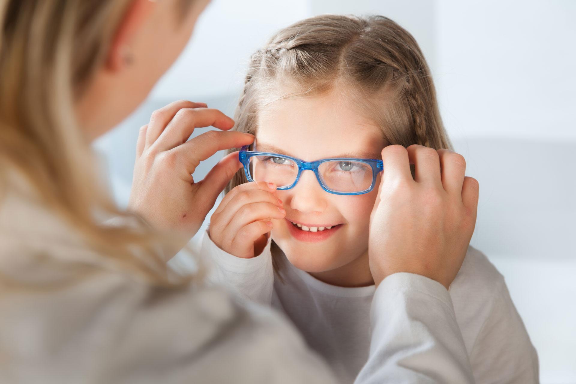 9040d2dee A armação ideal de óculos infantis
